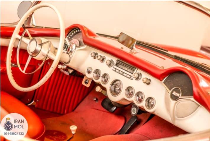 فوم اورتان در صندلی اتومبیل ها